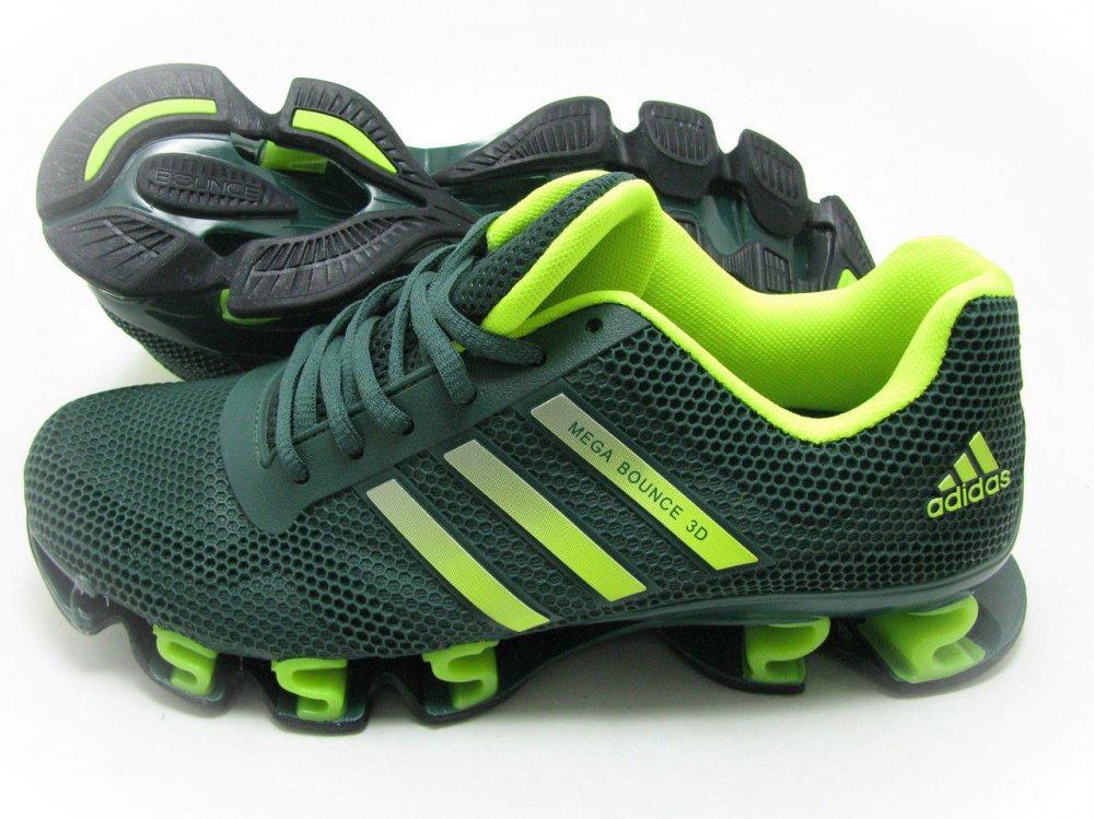 4af09cd4 Мужские кроссовки Adidas Bounce green оригинал купить в Киеве