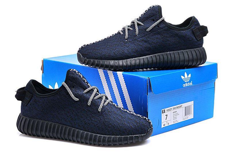 28217ce9 Кроссовки мужские Adidas Yeezy Boost 350 Low М03 Оригинал синие ...