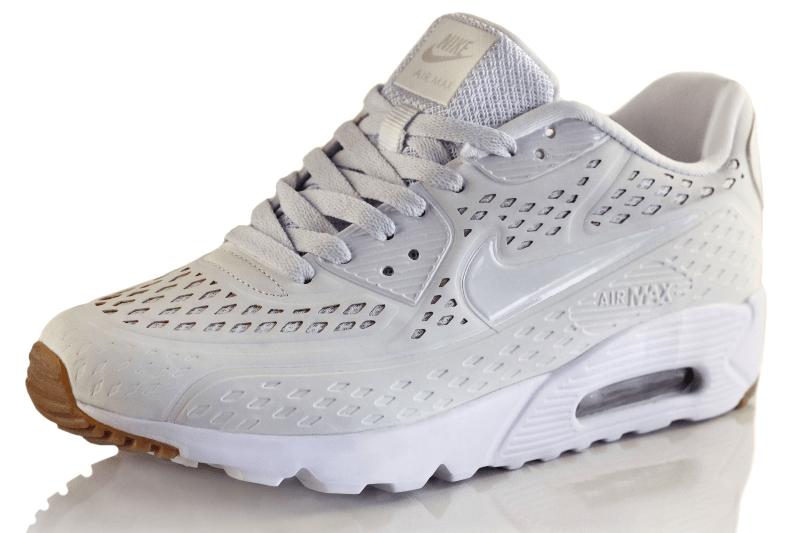 d61c4c68 Мужские Кроссовки Nike Air Max 90 Ultra BR White оригинал купить в Киеве