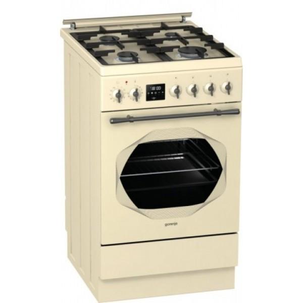 Комбинированая кухонная плита Gorenje K 537 INI