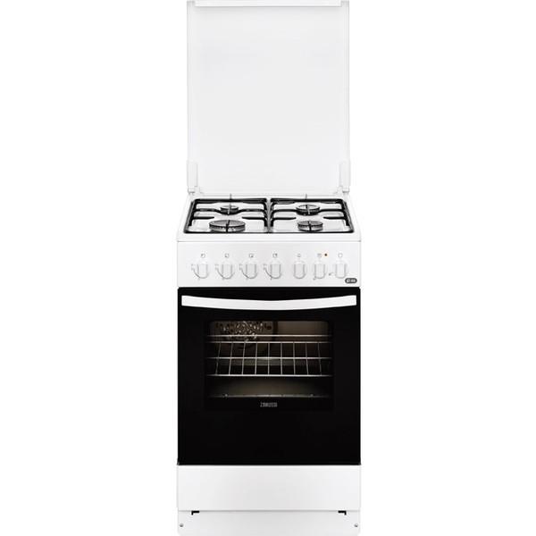 Комбинированная кухонная плита Zanussi ZCK9552J1W