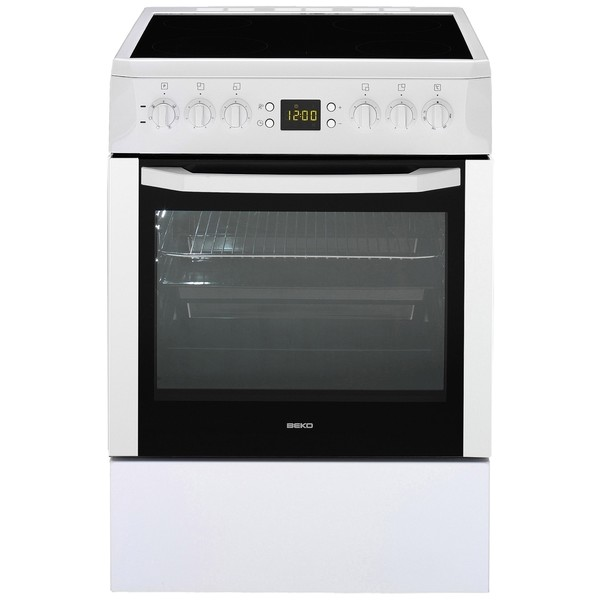 Кухонная плита Beko FSE 67300 GW