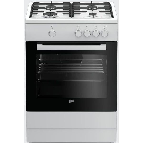 Кухонная плита Beko FSG62000W