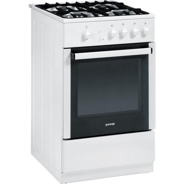 Кухонная плита Gorenje G 51101 AW (152D.12)