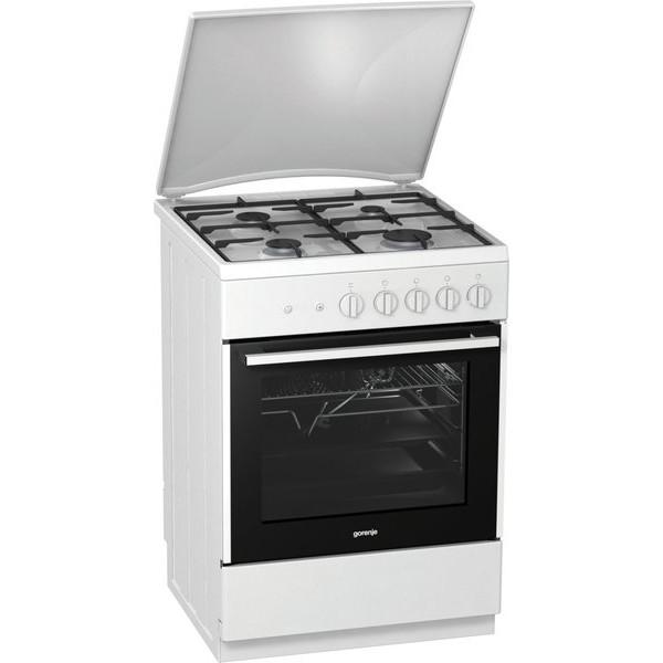 Кухонная плита Gorenje GIN 612 E15WKA (P31A1-12NT)