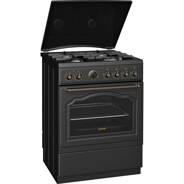 Кухонная плита Gorenje K 67 CLB (K24E1-134VM)