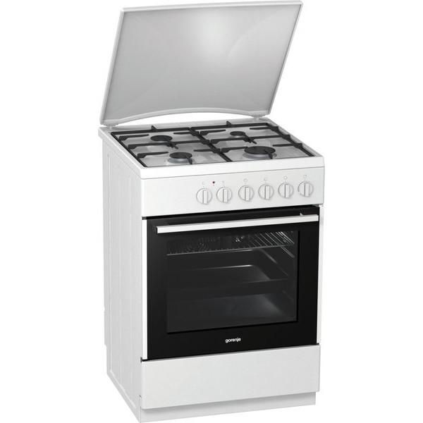 Кухонная плита Gorenje K613E01WKD (K31D1-144VM)