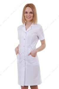 Купить Халат медицинский женский 14175890