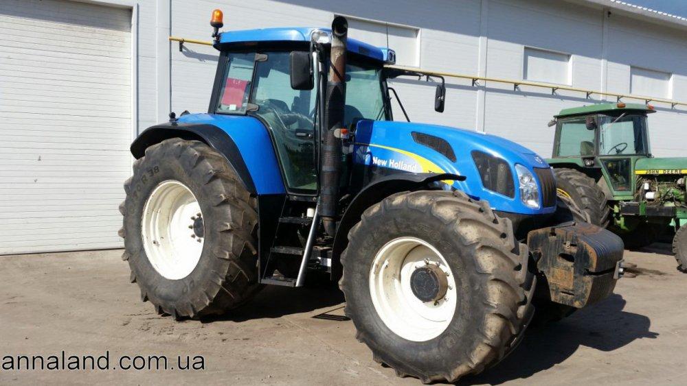 Купить Трактор NEW HOLLAND 7550