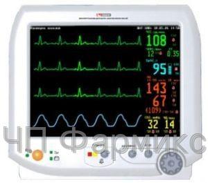 Купить Монитор реанимационный и анестезиологический для контроля ряда физиологических параметров