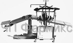 Купить Стол операционный c ручным управлением СОУр-1