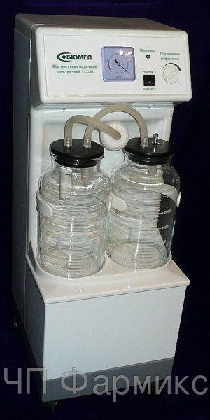 Купить Отсасыватель медицинский «БИОМЕД» электрический, модель 7А-23В