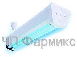 Купить Облучатель бактерицидный 4-ламповый ОБН-300М