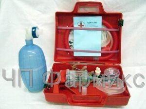 Купить Аппарат для искусственной вентиляции легких c ручным приводом АДР-1200