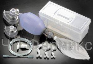 Купить Аппарат искусственной вентиляции легких с ручним управлением «БИОМЕД» c аксесуарами