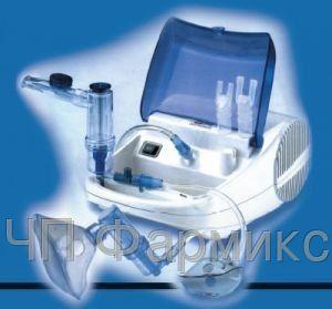Купить Ингалятор компрессорный для аэрозольной терапии Delphinus F1000