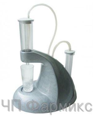 Купить Аппарат для приготовления синглетно-кислородной смеси МИТ-С (пенки) настольний вариант одноканальный
