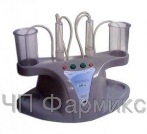Купить Аппарат для приготовления синглетно-кислородной смеси МИТ-С (пенки) настольний вариант двухканальный