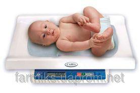 """Купить Весы электронные с автономным питанием настольные для новорожденных В1-15-""""Саша"""""""