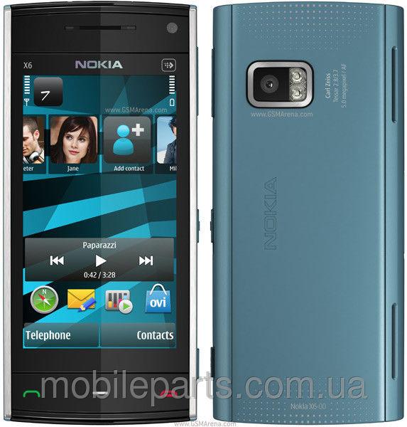 Корпус для nokia x6 в сборе high copy - Mobileparts, Интернет магазин Острог (Украина) - купить, цена, фото