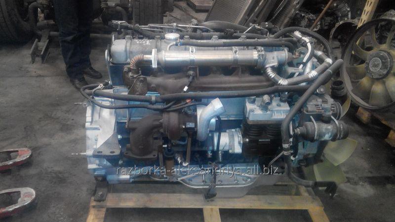 Купить Двигатель Рено Мидлум 270 DCI