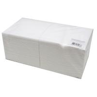 Купить Салфетки столовые 24х24см 2слоя 200шт PROservice белые 12шт/уп 43107710