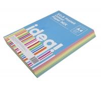 Купить Бумага цветная набор А4 80 г/м 250л IDEA! 50х5 Pastell Colour MIX