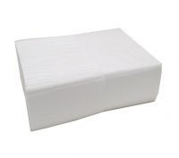 Купить Полотенце бумажное ZZ белое 2слоя 200л PRO Comfort 33700600