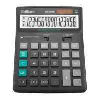 Купить Калькулятор BRILLIANT 16р 155х205х15мм BS-999