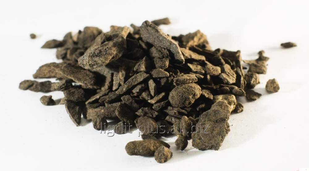 "Brown coal of brand ""B"" 01172"