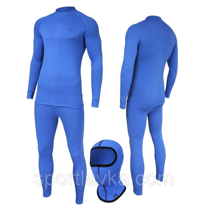 Мужское термобелье Radical Madman синий. Комплект+подарок!