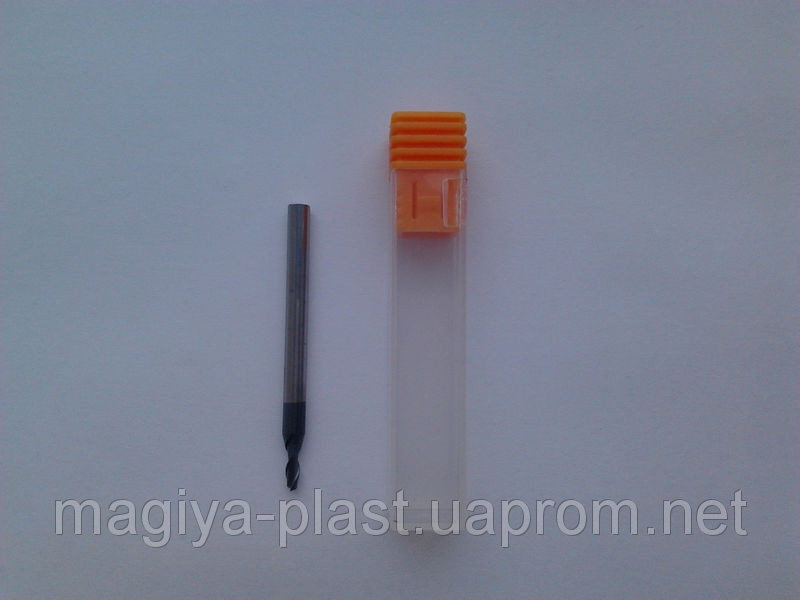 Купить Твердосплавная фреза радиусная диаметр 1.5 мм 0015.0007mb