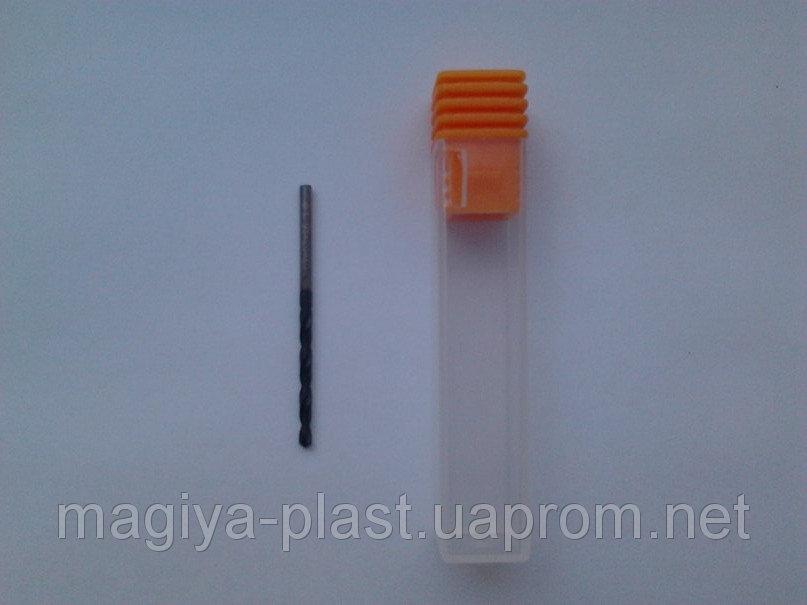 Купить Твердосплавное сверло диаметр 1.95 мм 0195.0025d