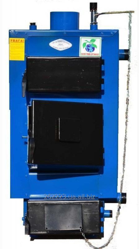 Купить Котел твердотопливный ИДМАР UKS - 13 кВт