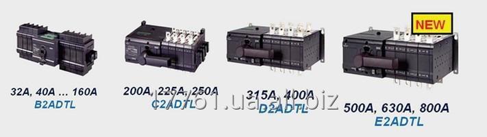 Автоматический переключатель Asco 230