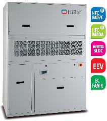 Моноблочный прецизионный кондиционер Hiref серии HTD мощностью 4,4 - 25,6 кВт