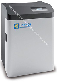 Многофункциональный геотермальной тепловой насос с функцией производства горячей воды ENE