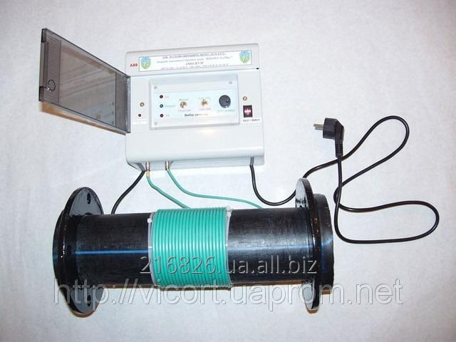 Аппарат магнитной обработки воды АМО-ВУМ-3