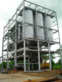 Сушилка распылительная сухого молока типа А1-ОРЧ