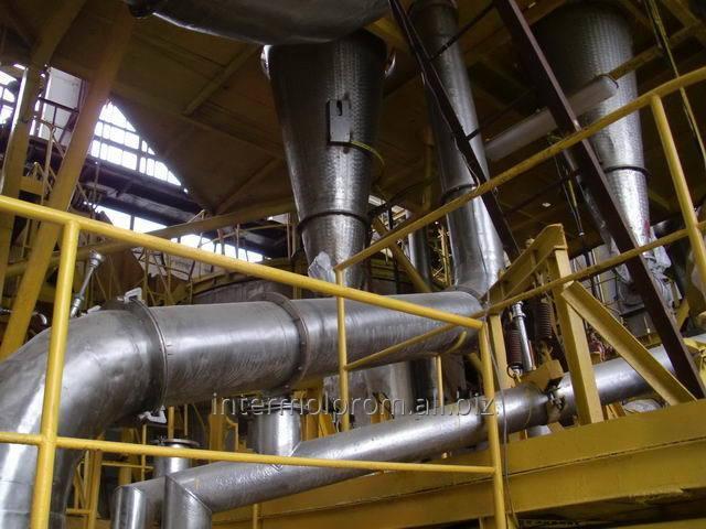 Сушильная установка для молока VRA-4