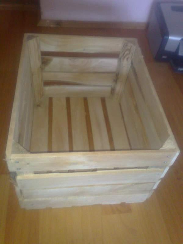 Купити Ящики дерев'яні