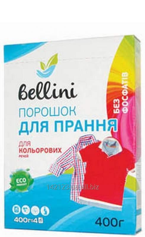 Стиральный порошок для цветных вещей Bellini 0,4 кг