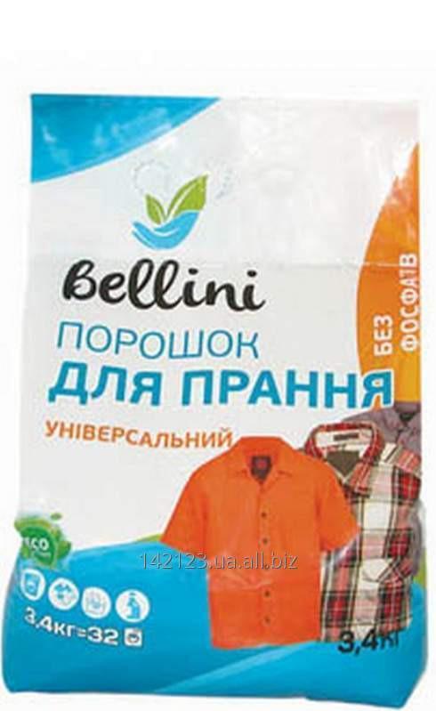 Стиральный порошок универсальный Bellini 3,4 кг