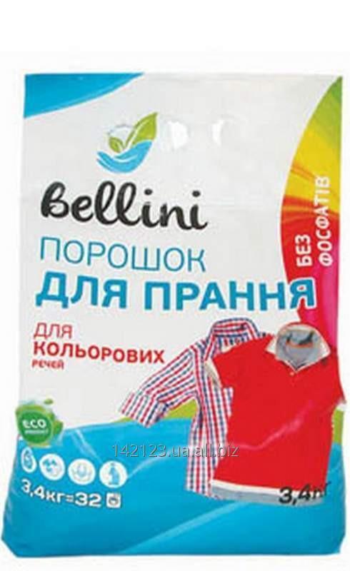 Стиральный порошок для цветных вещей Bellini 3,4 кг