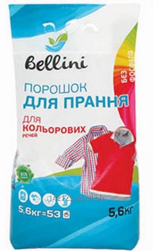 Стиральный порошок для цветных вещей Bellini 5,6 кг