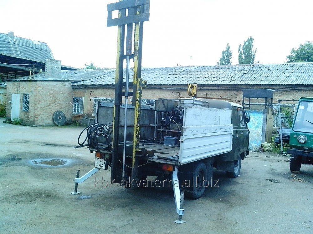 Купить Буровая установка на базе УАЗ