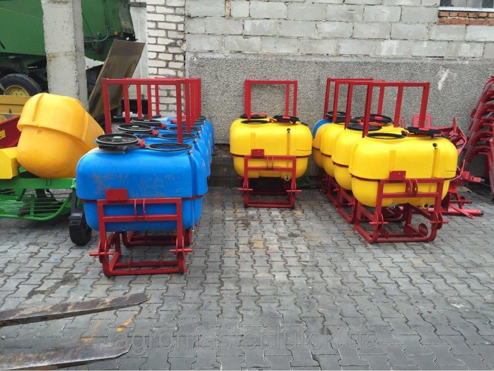 Купить Опрыскиватель навесной Wirax 200 л./8 м. | Agromaster.lutsk.ua