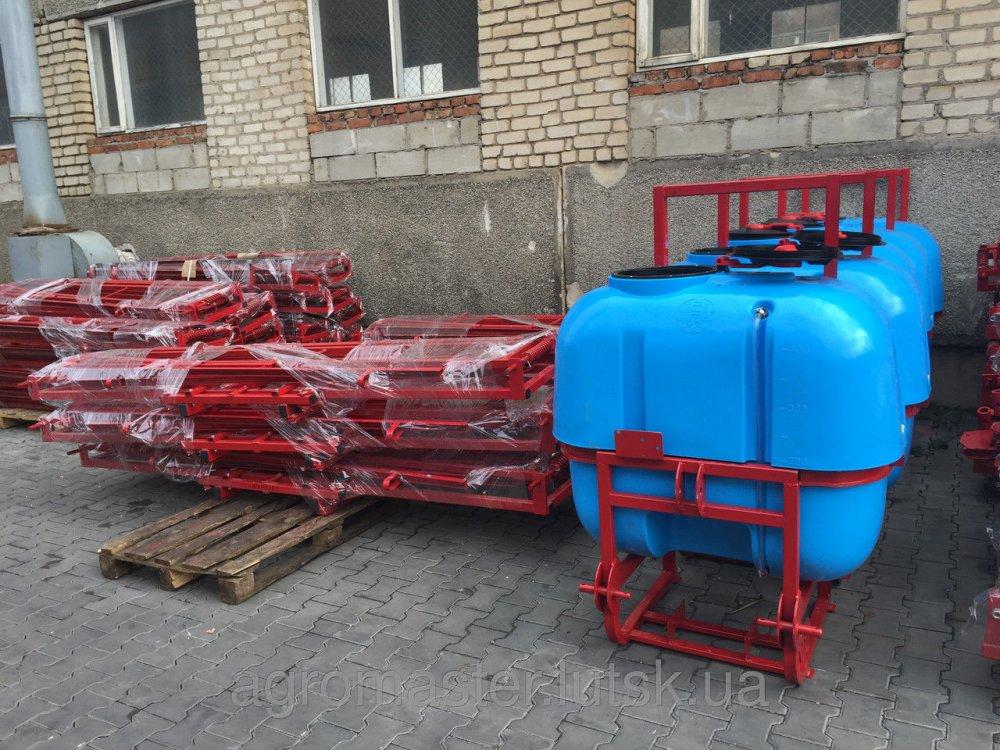Купить Опрыскиватель навесной Wirax 400 л./12 м. | Agromaster.lutsk.ua