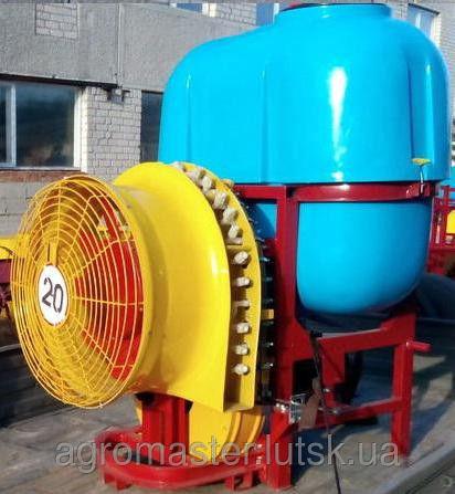 Купить Опрыскиватель садовый 400 л вентиляторный Пластиковые, Польский