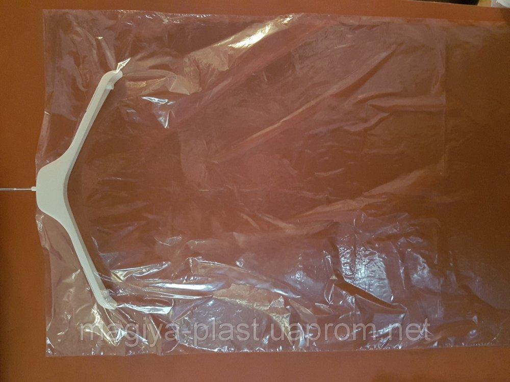 """Купить Пакет полиэтиленовый """"чехол"""" 500*750 мм 20 микрон (LDPE, ПЭВД) 50/75-пэвд"""